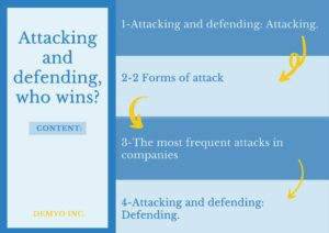 Attacking and defending