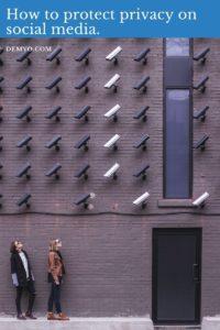 privacy on social media