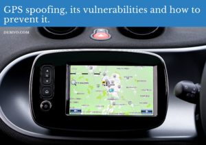 GPS spoofing