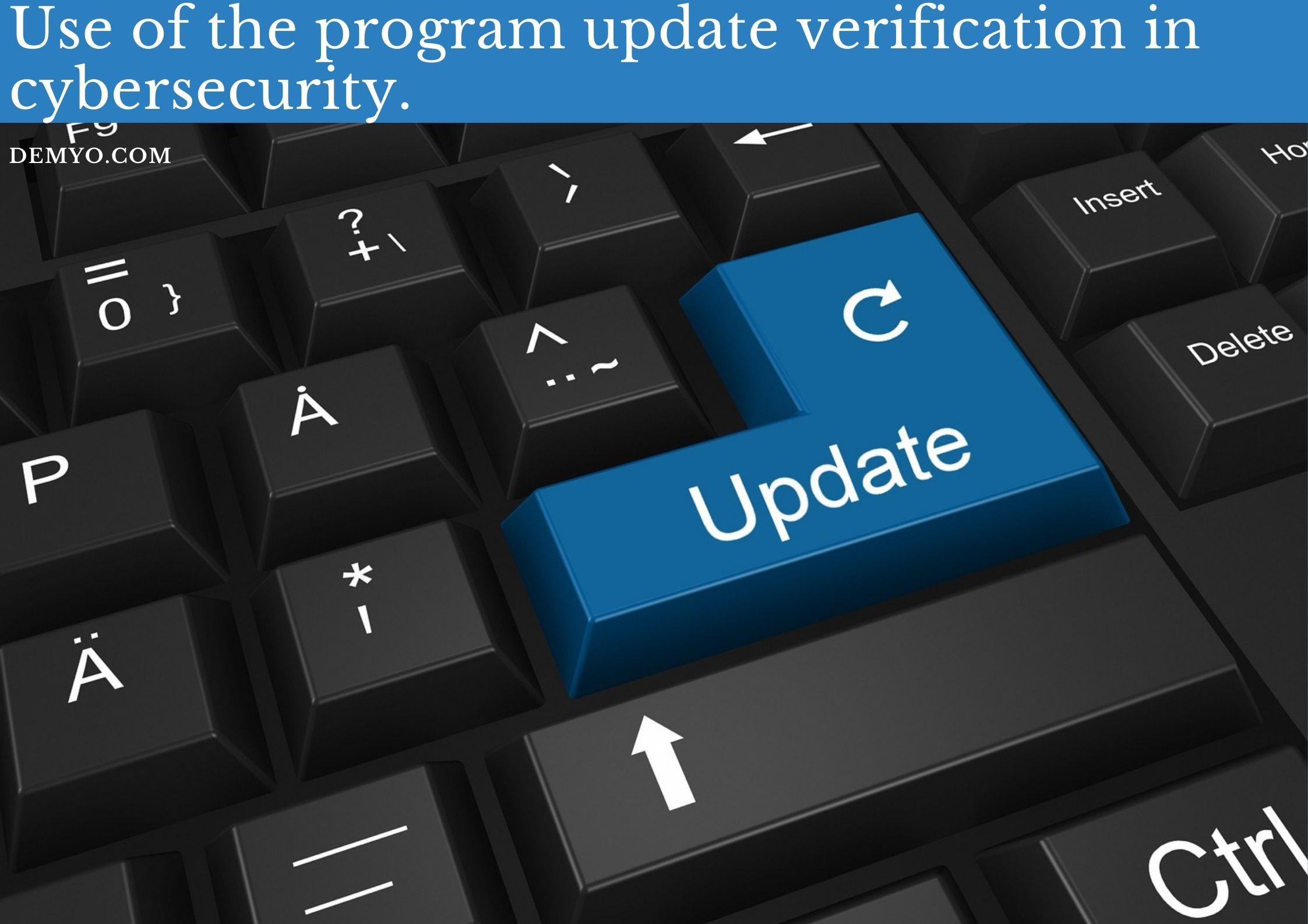 program update